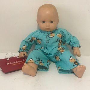 American Girl Bitty Baby Doll #14.